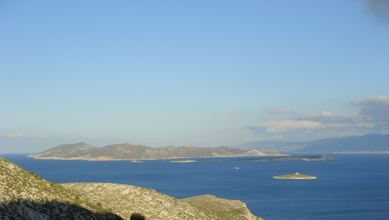 Pserimos and Plati from Kalymnos